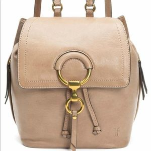 Frye small backpack NEW